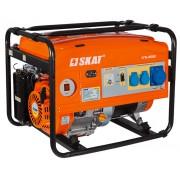 Генератор 380 В 6.5 кВт ном.